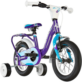 s'cool niXe 12 alloy Kinder violet/blue